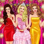 Prom Queen Dress Up High School Game for Girl